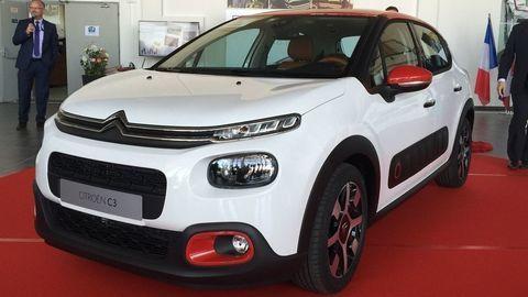 Slovenský Citroën C3 láme odbytové rekordy