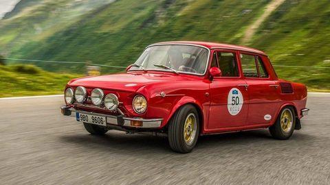 Škoda 100/110 má 50 rokov