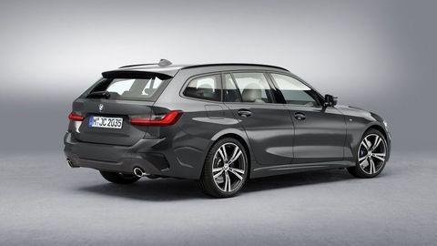 Nové BMW 3 Touring 2020 je tu. Ako sa vám páči?