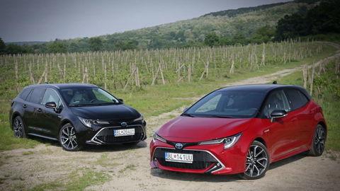 Test Toyota Corolla 1,8 Hybrid a 2,0 Hybrid: Môže byť hybrid rýchly aj úsporný?