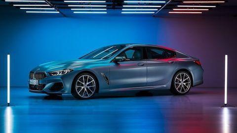 Ďalšia novinka BMW: Unikli fotky BMW  8 Gran Coupé