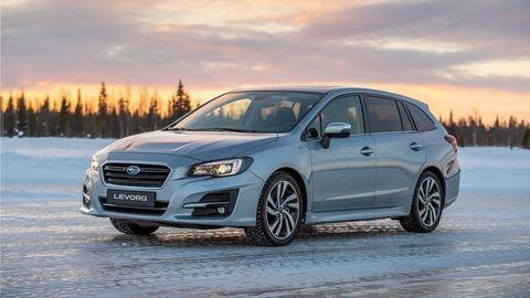 Subaru Levorg prichádza na Slovensko s dvojlitrom a cenou 30.440 eur