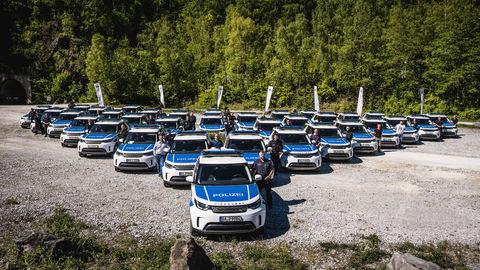 Nitrianska automobilka pre nemeckú políciu