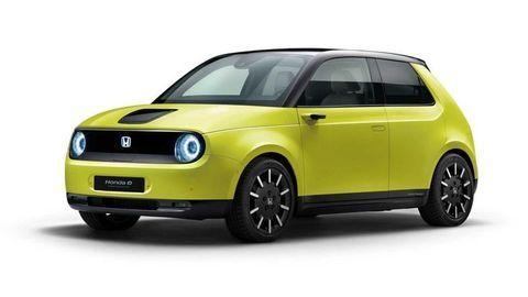 Elektrická Honda E má ideálne rozloženie hmotnosti a zadný náhon