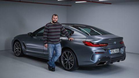 Nové BMW 8 Gran Coupé: Praktickejšie, väčšie a tiež dízlové