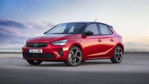 Opel znova predstavil Corsu, tentoraz so spaľovacími motormi