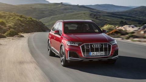 Pozrite si vynovené Audi Q7, vyzerá agresívnejšie