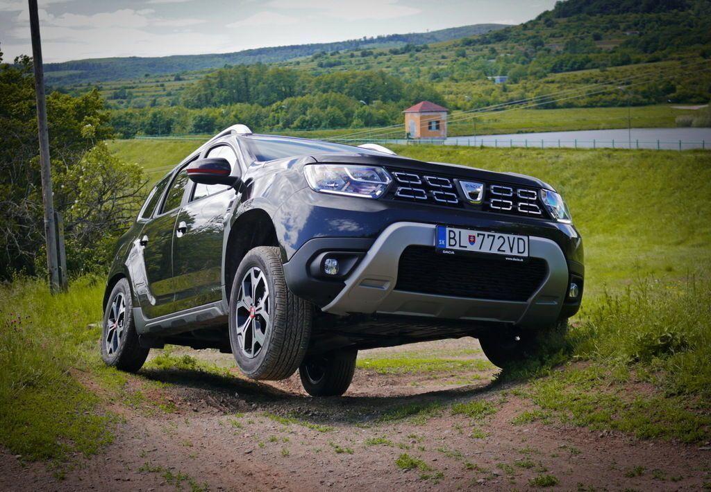 Dacia Duster nové modely