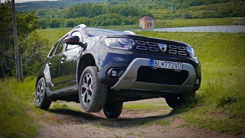 Dacia Duster dostane ďalšie karosárske prevedenie. A to nie je všetko.