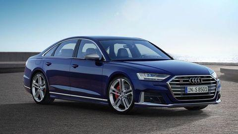 Audi S8 2020 je diaľničný expres s 571 koňmi
