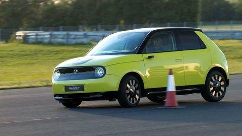 Honda E: Poznáme výkon a ďalšie parametre