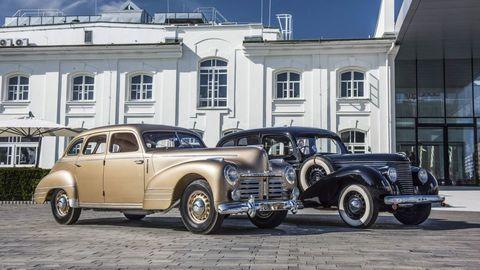 Škoda Superb OHV z roku 1948: Luxus čias minulých