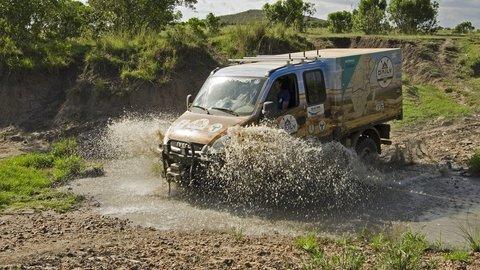 Daily4Africa – druhá misia vozidiel Iveco Daily 4x4