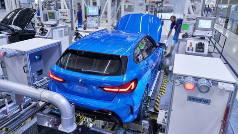 Nové BMW 1 už začali vyrábať