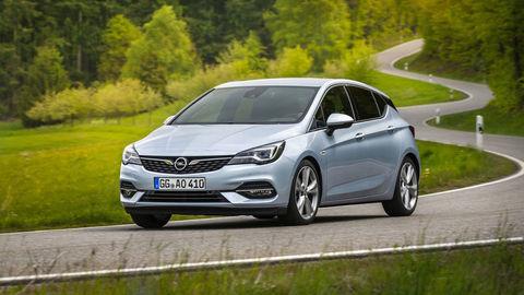 Astra dostala vylepšené motory, podvozok a 9-stupňovú prevodovku