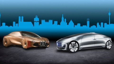 Odvekí rivali BMW a Daimler sa spojili. Cieľom je autonómna jazda
