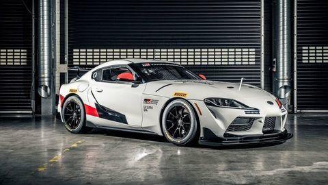 Pretekárska Toyota GR Supra GT4 bude od roku 2020 v predaji