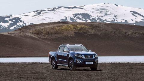 Modernizovaný Nissan Navara je ešte odolnejší a efektívnejší