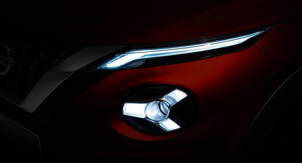 nový Nissan Juke 2020