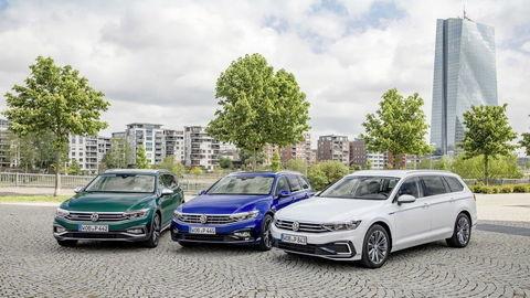 Volkswagen Passat 2.0 TSI R Line: Doladený líder