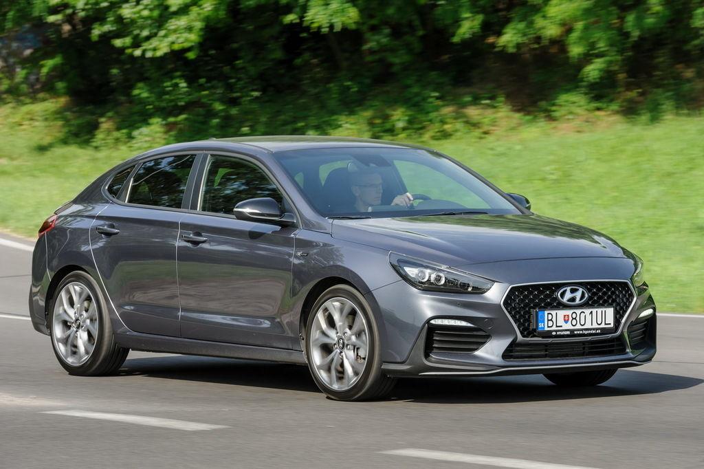 Test Hyundai i30 Fastback N Line 1.4 T-GDi