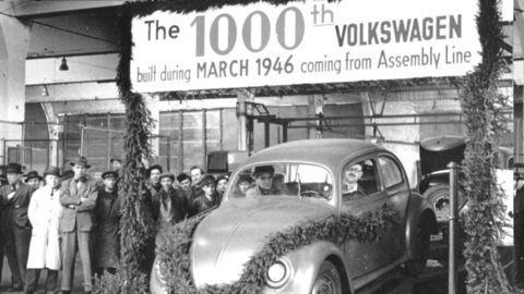 """Legendárny VW """"chrobák"""" prestali vyrábať"""