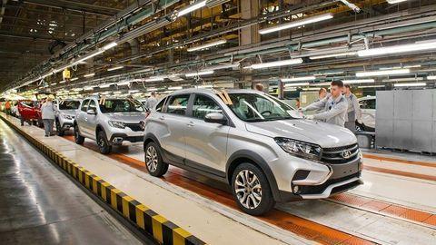 V ruskom Togliatti vyrobili miliónte auto