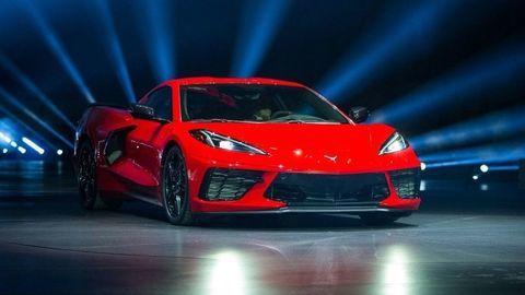 Nový Chevrolet Corvette má motor medzi nápravami