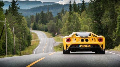 Najlepšie šoférske cesty podľa Fordu. Poznáte ich?