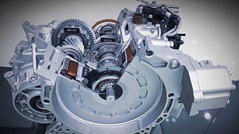 Prevratná prevodovka Hyundai ASC je na mieru ušitá pre hybridy