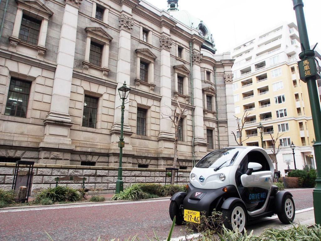 zdieľanie áut carsharing japonsko