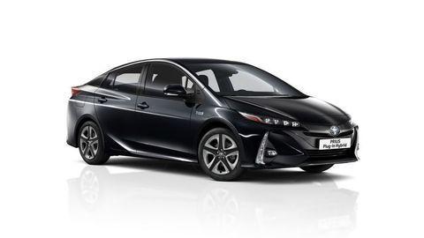 Modernizovaný Prius Plug-in Hybrid bude 5-miestny
