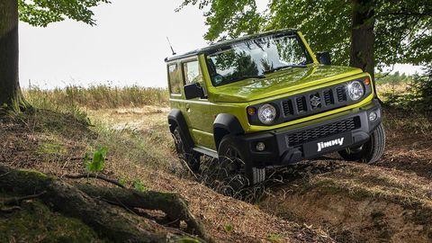 Nové Suzuki Jimny už kúpite aj na Slovensku