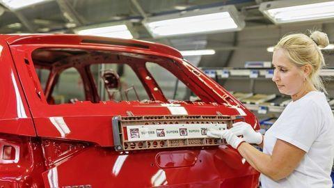 Modernizovaná Škoda Superb je už vo výrobe