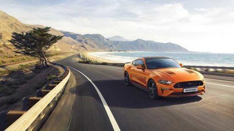 Jubilejná edícia: Ford Mustang55