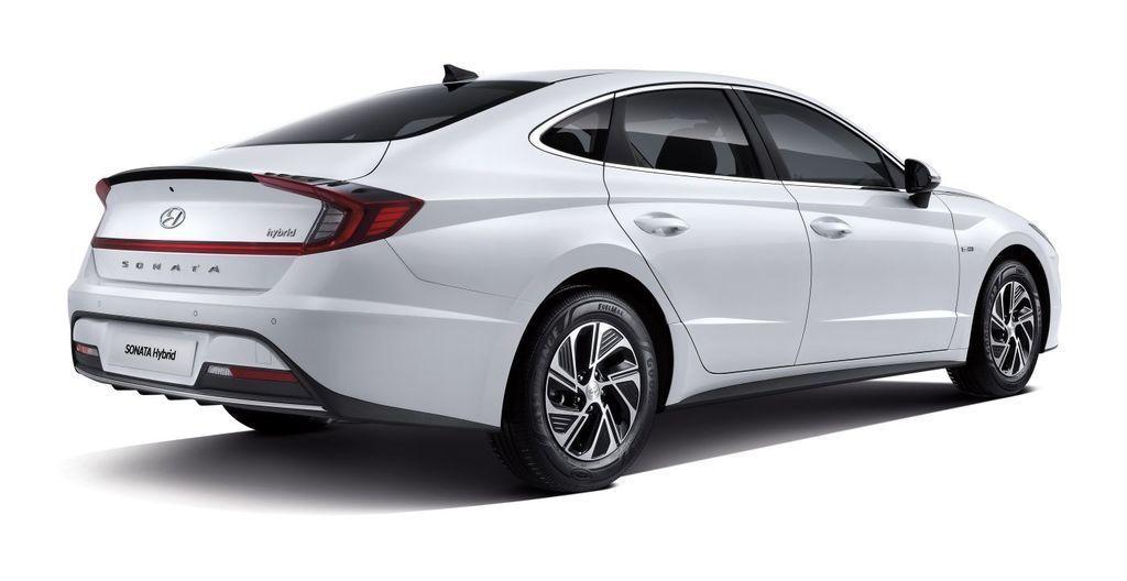 Nový Hyundai Sonata Hybrid
