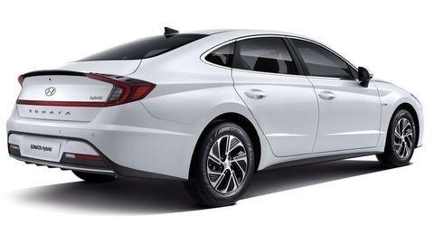 Nový Hyundai Sonata Hybrid je nabitý špičkovou technikou
