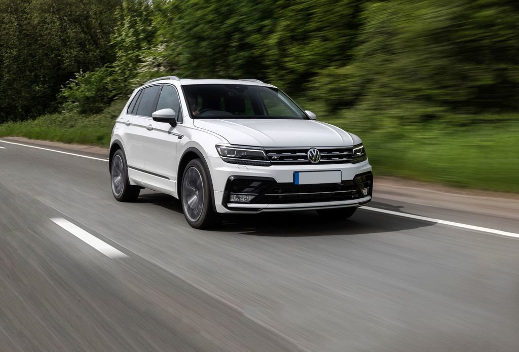 Nový VW Tiguan 2022