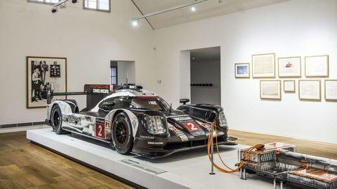 Porscheho rodisko v Česku zdobí unikát