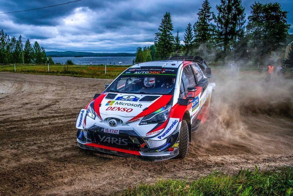 Rally Fínsko 2019
