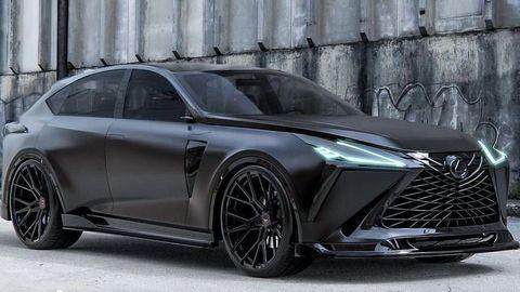 Lexus LF-1 Limitless môže byť predobrazom sériového modelu!