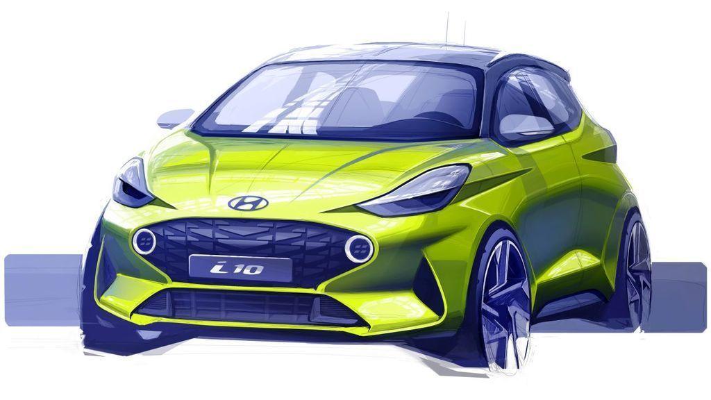 Nový Hyundai i10 2020
