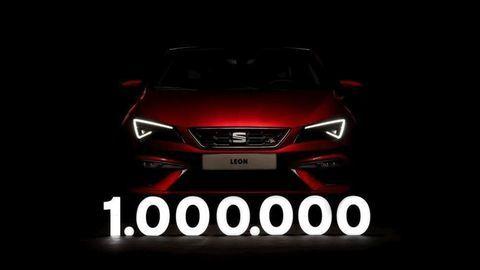 SEAT Leon zlomil miliónovú hranicu