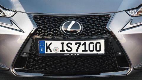 Prieskum spokojnosti Driver Power ovládol po tretíkrát Lexus