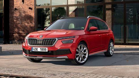 Škoda Scala a Kamiq prídu aj vo verzii Monte Carlo