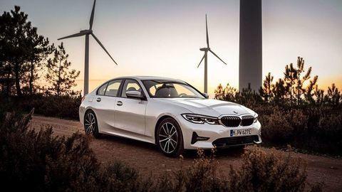 Nové BMW 330e: Vyšší elektrický dojazd a až 292 koní