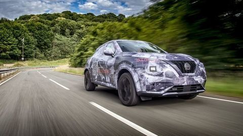 Nový Nissan Juke už klope na dvere
