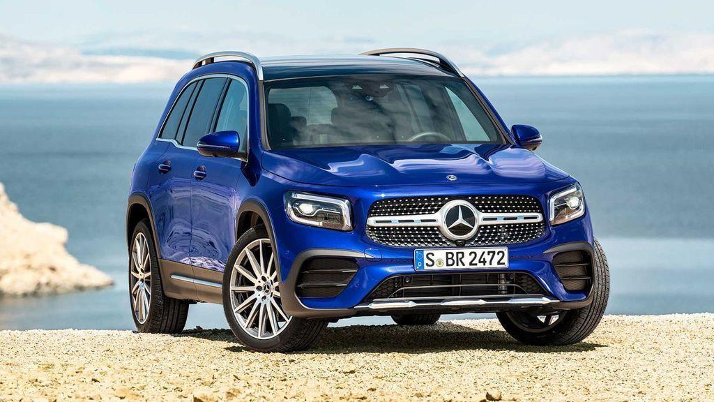 Nový Mercedes-Benz GLB