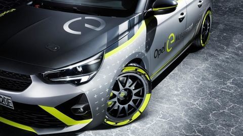 Elektrický Opel Corsa mieri na rely, bude vychovávať mladých jazdcov