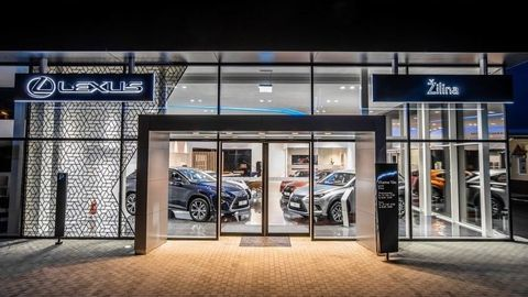 Lexus opäť aj v Žiline